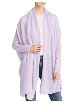 Cashmere Travel Wrap   100% Exclusive by C By Bloomingdale's