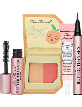 Free Juicy 4 Piece Set With Any $35 Too Faced Purchase by Too Faced