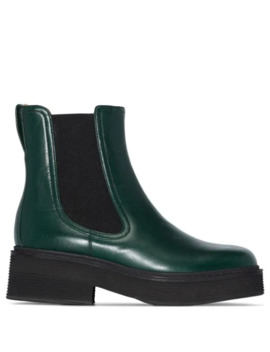 Chunky Chelsea Boots by Marni