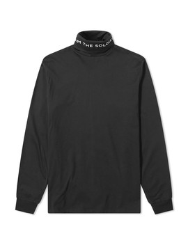Takahiromiyashita The Soloist. Long Sleeve Turtleneck Tee by Takahiromiyashita The Soloist.