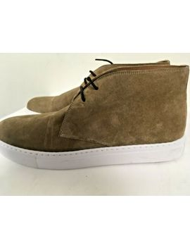 Magnanni Ceritos Suede Chukka Sneaker Size 10.5 M   Tan by Magnanni