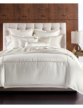 Luxe Border Duvet Covers, Created For Macy's by General