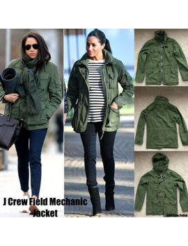 Rare. J Crew Men's Field Mechanic Jacket Us Xs B1552 Aso Royal by J.Crew
