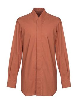 Einfarbiges Hemd by Rick Owens