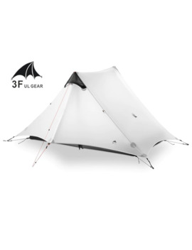 Lan Shan 2 3 F Ul Gear 2 Person 1 Person Outdoor Ultralight Camping Tent 3 Season 4 Season Professional 15 D Silnylon Rodless Tent by Ali Express.Com