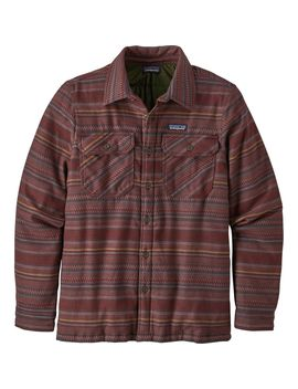 Insulated Fjord Flannel Jacket   Men's by Patagonia