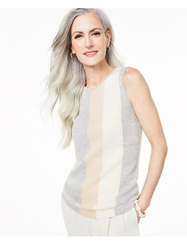 Sleeveless Cashmere Sweater, Created For Macy's by General
