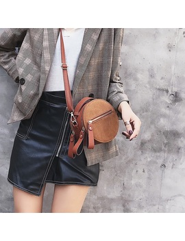 Circle Top Handle Crossbody BagBoutique by Poshmark