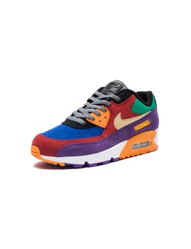 Air Max 90   Universityred/Palevanilla/Hypergrape by Undefeated