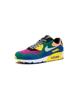 Air Max 90 Qs   Lucidgreen/Barelygrey/Gameroyal by Undefeated