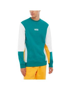 Off Set Crew Sweatshirt by Vans