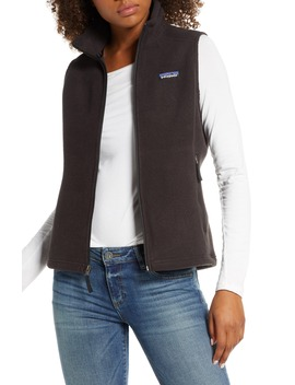 Classic Synchilla® Recycled Fleece Vest by Patagonia