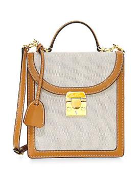 Uptown Crossbody Bag by Mark Cross