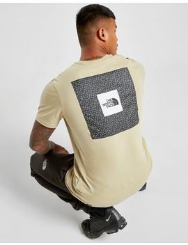 The North Face Back Reflective Logo T Shirt by Jd Sports