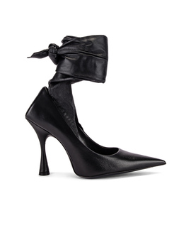 Dance Knife Wrap Around Pumps by Balenciaga
