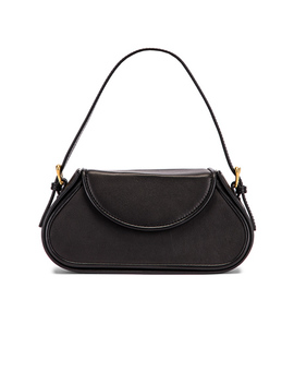 Uma Mini Leather Bag by By Far