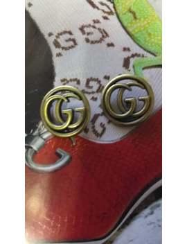 Gg Earrings by Etsy