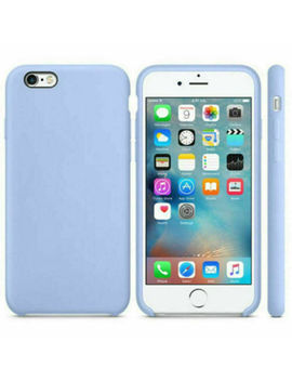 Genuine Original Thin Silicone Case Cover For Apple Phone 8 7 6 S Plus X Xs Max by Ebay Seller