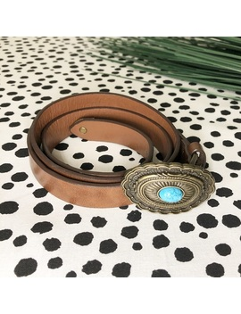 Western Turquoise Belt Preowned/Used by Poshmark