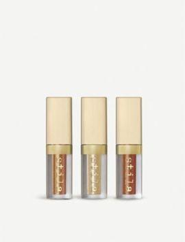 Glitter &Amp; Glow Liquid Eyeshadow Set by Stila