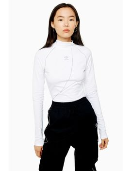 Trefoil Long Sleeve T Shirt By Adidas by Topshop