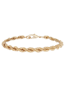 Twist Chain Bracelet by Accessorize