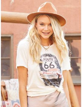 Route 66 Top by Altar'd State