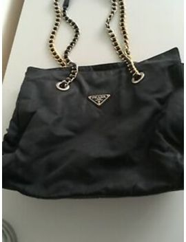 Prada Tessuto Nylon Bag. by Ebay Seller