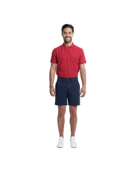 Chino Shorts   Navy by Peter Manning