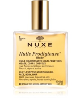 Multi Purpose Dry Oil For Very Dry Skin by Nuxe