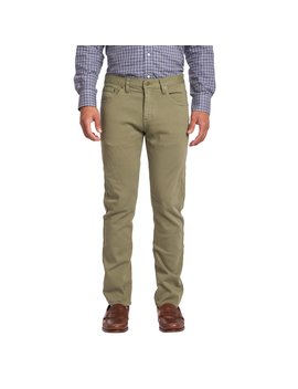 Travel Jeans   Olive by Peter Manning