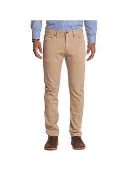 Travel Jeans   Tan by Peter Manning