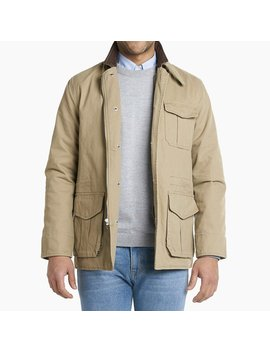 Tribeca Field Jacket   Tan by Peter Manning