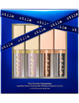 The Fourth Dimension Liquid Eyeshadow Set by Stila