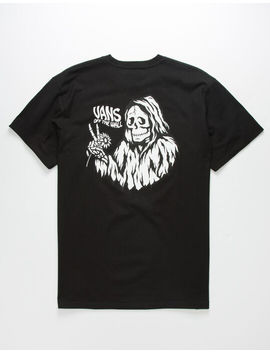 Vans Peace Reaper Mens T Shirt by Vans