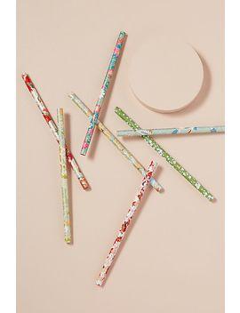Set Of 7 Esmie Pencils by Anthropologie