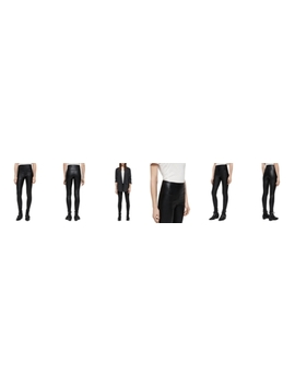 Cora Faux Leather Leggings by Allsaints