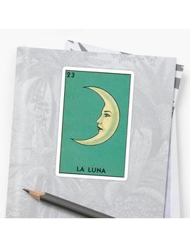 Luna Tarot Sticker by Phantastique