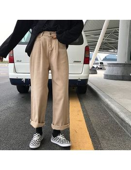 Obbligato   Crop Wide Leg Jeans by Obbligato