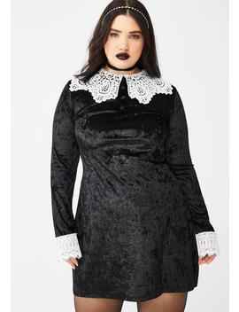 Total Teenage Witch Costume Dress by Dolls Kill