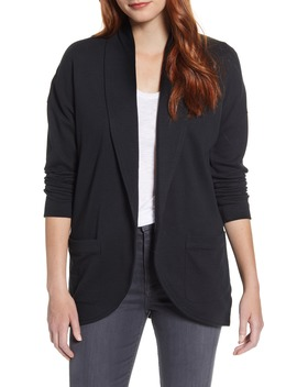 Textured Knit Jacket by Caslon®
