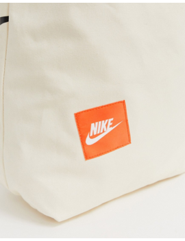 Nike Cream Tote Bag by Nike