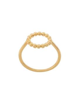 Beaded Stilla Arc Ring by Astley Clarke