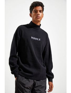 Whole Milk Thermal Turtleneck Long Sleeve Tee by Whole Milk