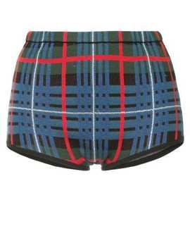 Tilly Tartan Shorts by Macgraw