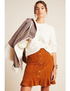 Shelby Corduroy Skirt by Dolan Left Coast