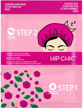 Two Step Sleeping Hair Mask Rose by Hip Chic