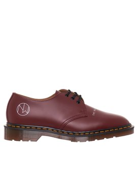 Leather Oxford by Undercover