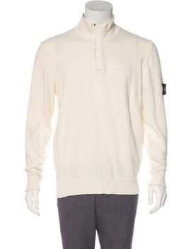 Half Zip Sweater by Stone Island