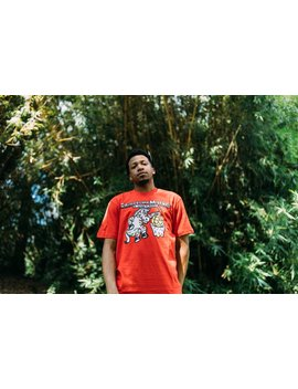 Chinatown Market Juicy Tee   Red by Politics